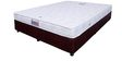 7 Inches Thick Natural Latex Mattress in Off-White Colour by Boston