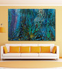 999Store Vinyl 72 x 0.4 x 48 Inch Modern Abstract Painting Unframed Digital Art Print