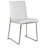Accent Chair in White Colour by Penache Furnishings