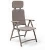 Nardi Acquamarina Relax Chair in Tortora Finish by Patios
