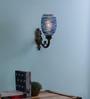 Swapneeli Wall Light in Blue by Mudramark