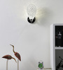 Feliz Wall Light in Chrome by CasaCraft