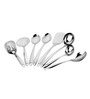 Airan Silver Stainless Steel 8-piece Cooking Set