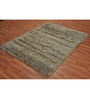 Ambadi Grey Polypropylene Area Rug