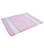 Amber Lara Pink Cotton Bath Towel