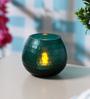 Anasa Multicolour Glass Votive Tea Light Holder