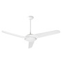 Anemos Flow GW 1300 MM Gloss White Ceiling Fan