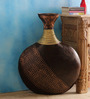 Cavendish Vase in Copper by Amberville