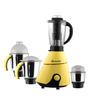 Anjalimix Insta 1000W Yellow Mixer Grinder With 4 Jars