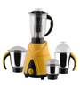 Anjalimix Spectra 1000W Yellow Mixer Grinder With 4 Jars