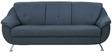 Apollo Three Seater Sofa in Slate Black Colour by Furnitech