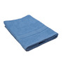 Aransa Blue Cotton Bath Towel