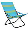 Aries Folding Chair in Multicolor by HomeTown