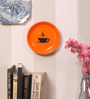 Art Ka Keeda Multicolour Melamine Dish Wall Hanging