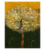 Art Zolo Canvas 22 x 30 Inch The Golden Tree Unframed Artwork Painting