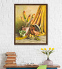 ArtCollective Canvas 27 x 32 Inch Untitled Framed Limited Edition Digital Art Print by Rupa Mahesh
