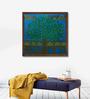 ArtCollective Canvas 40 x 40 Inch Untitled Framed Limited Edition Digital Art Print by Vishwas Bhatt