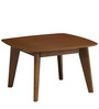 Arthur Low Coffee Table in Cocoa Colour by nuhoom