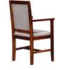Peshtigo Arm Chair in Honey Oak Finish by Woodsworth