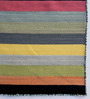 Asterlane Multicolour Woolen 96 x 60 Inch Abstract Rectangular Area Rug