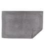 Avira Home Grey 100% Cotton 20 x 30 Inch Classic Reversible Door Mat