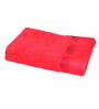 Avira Home Red Cotton Bath Towel
