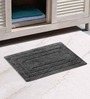 Ariana Bathmat in Grey by CasaCraft