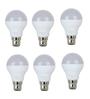 Bajaj White 15 W LED Bulb - Set of 6