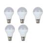 Bajaj White 9 W LED Bulb - Set of 5