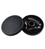 Bar World Black Color Wine Accessories Set - Round Kit