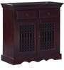 Bentinck Sideboard in Passion Mahogany Finish by Amberville