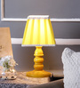 Caistor Table Lamp in Orange by Amberville