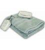 BIANCA Green Cotton Bath Towel
