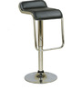 Big Slopy Bar Chair in Black Colour by The Furniture Store