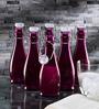 Borgonovo Alighieri Purple Glass 335 ML Bottle