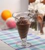 Bormioli Rocco Fortuna Transparent Glass 300 ML Ice Cream Bowl - Set Of 6