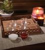 Bormioli Rocco Pompei Glass 40 ML Small Bowls - Set of 6