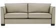 Carolina Three Seater Sofa in Beige Colour by ARRA
