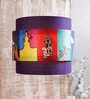 Sybil Ceiling Lamp in Multicolour by Bohemiana