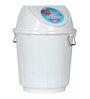 Cello White 25 L Garbage Bucket
