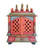 Gyan Temple in Multicolour by Mudramark