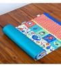 Chumbak Jungle of Love Multicolour Polyester 4 Seater Table Runner