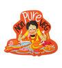 Chumbak Multicolour Pvc Pure Non Veg Fridge Magnet