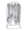 Cielo Prince Stainless Steel Cutlery - Set of 24