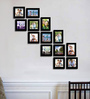 Claudio Collage Photo Frame in Black by CasaCraft