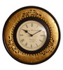 Adele Wall Clocks in Gold by Bohemiana