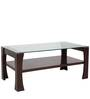 Coffee Table in Brown Colour by Penache Furnishings