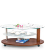 Coffee Table in Brown Colour by Royal Oak
