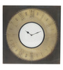Wakley Wall Clock in Multicolour by Amberville