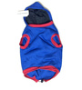 CV Star Dog Hoodie in Blue & Yellow (Size 16)